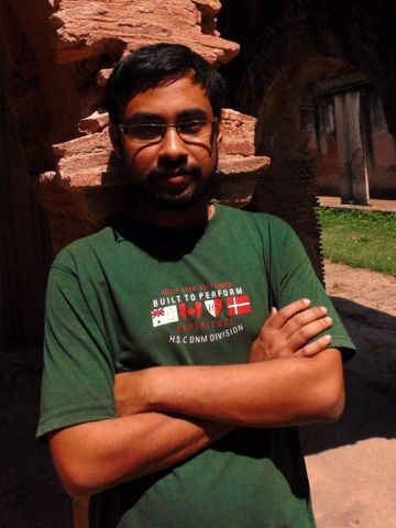Profile picture for Debajit Dutta