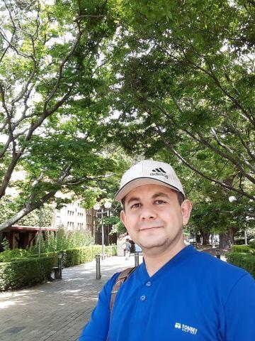 Profile picture for Hossein Alipour