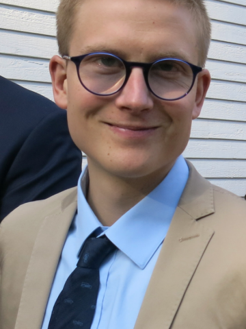 Profile picture for Felix Camirand Lemyre