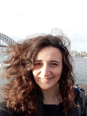 Profile picture for Clara Grazian