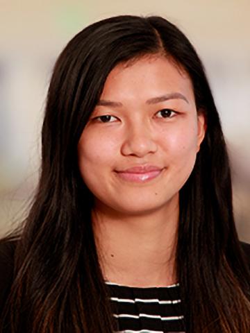 Profile picture for Fiona Kim