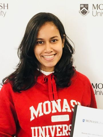 Profile picture for Priyanga Dilini Talagala