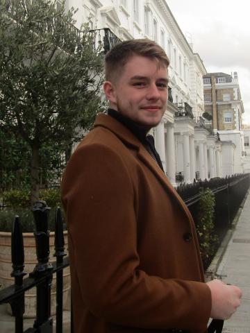 Profile picture for Nicholas Bridges