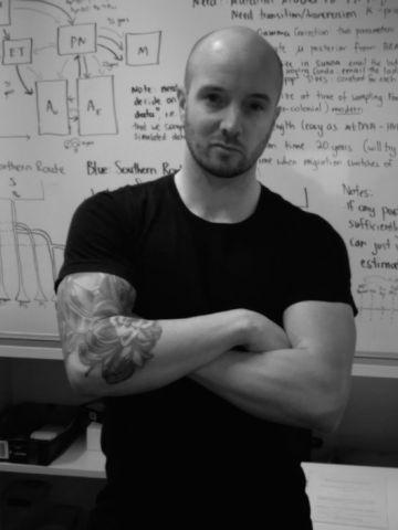 Profile picture for Ben Rohrlach